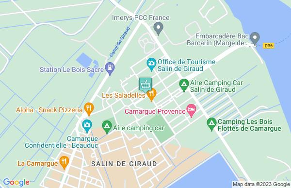 Petit Casino à Arles