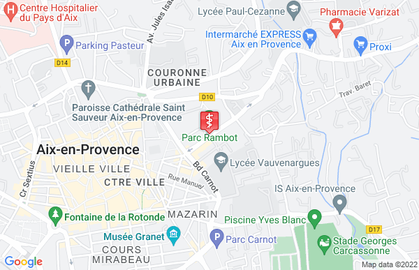 Laboratoire Seldaix à Aix-en-Provence