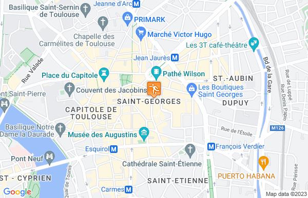 Mercure Toulouse Saint Georges à Toulouse