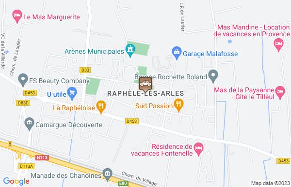 Sarl Garage Chambellant à Arles