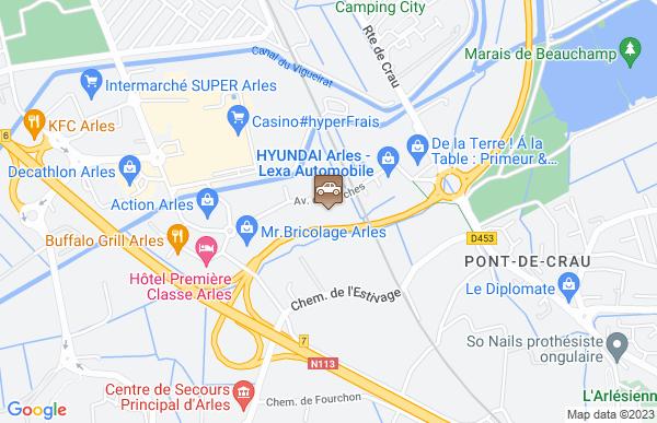 Beauchamp Automobiles à Arles