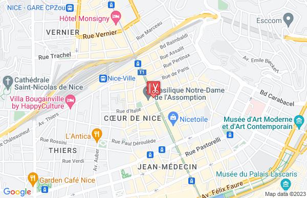 Sephora à Nice