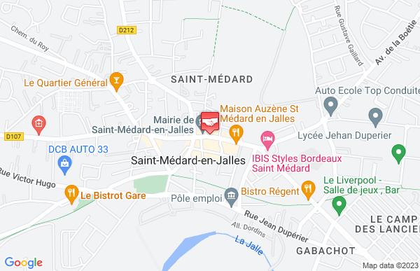 L'editorial à Saint-Médard-en-Jalles