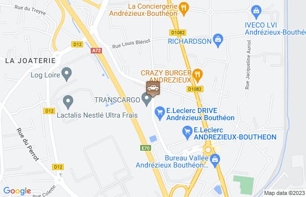 Norauto à Andrézieux-Bouthéon