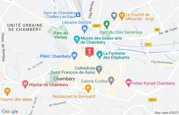 Opticien Perrier à Chambéry