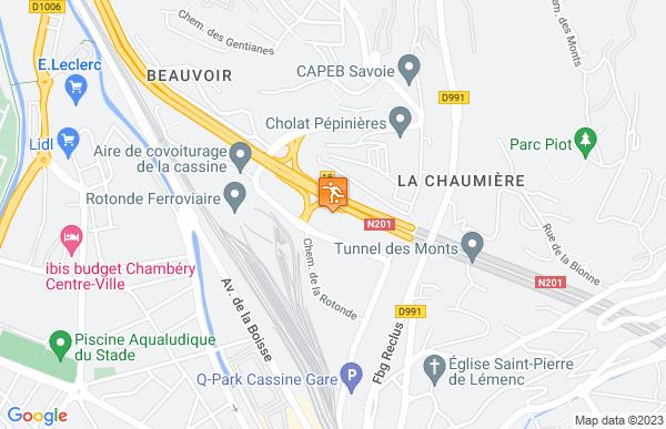 B&B Chambery Centre à Chambéry