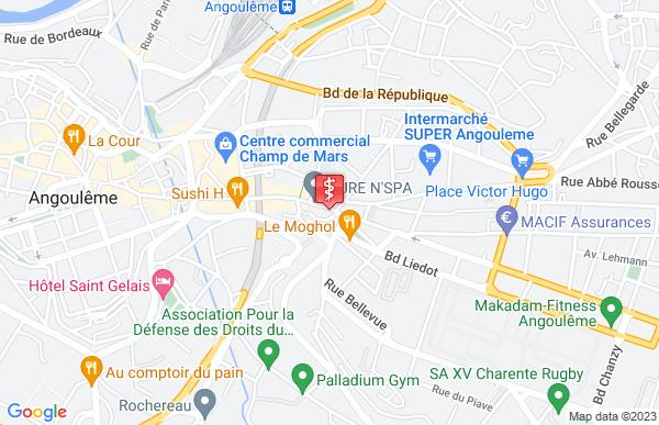 Laboratoire Synlab à Angoulême