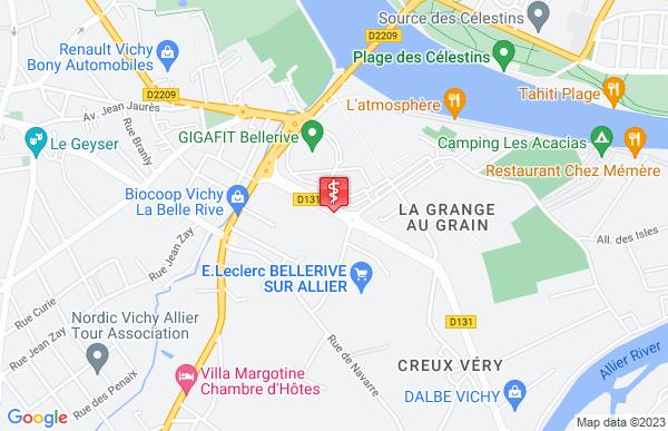 Laboratoire Bioval Laboratoires à Bellerive-sur-Allier