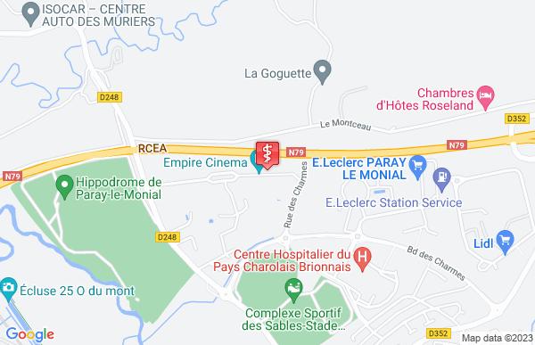 Laboratoire Synlab à Paray-le-Monial