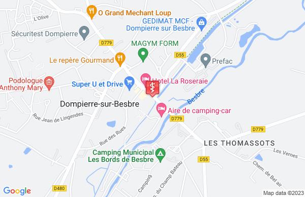 Laboratoire Synlab à Dompierre-sur-Besbre