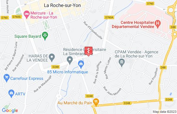 Laboratoire Bioalliance à La Roche-sur-Yon
