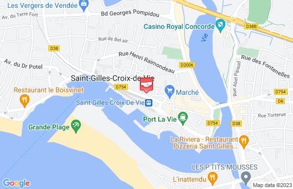 Crédit Maritime St Gilles Croix De Vie à Saint-Gilles-Croix-de-Vie