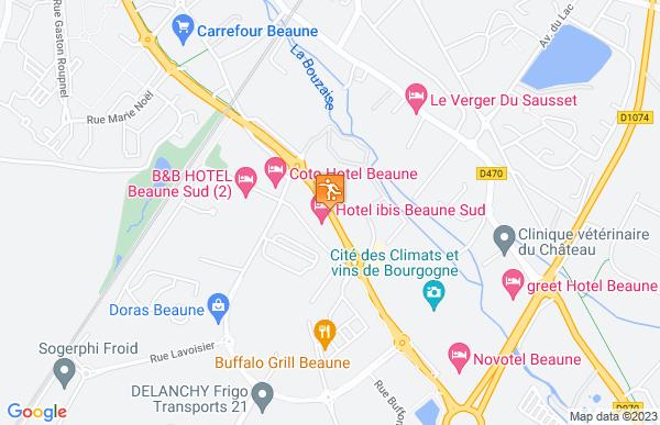 Mercure Beaune Centre à Beaune