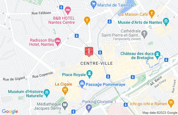 Claireux Opticiens à Nantes