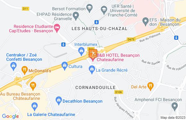 B&B Besancon à Besançon