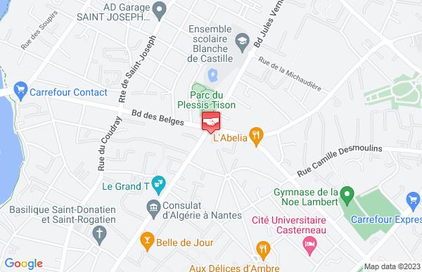 Banque Populaire Nantes Rond Point De Paris à Nantes