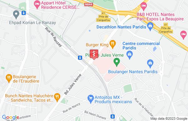 Laboratoire Bioalliance à Nantes