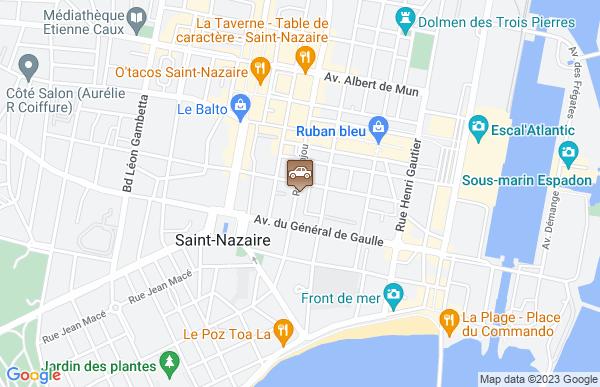 Federation Maisons De Quartier à Saint-Nazaire