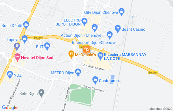 B&B Dijon Acti Sud à Marsannay-la-Côte