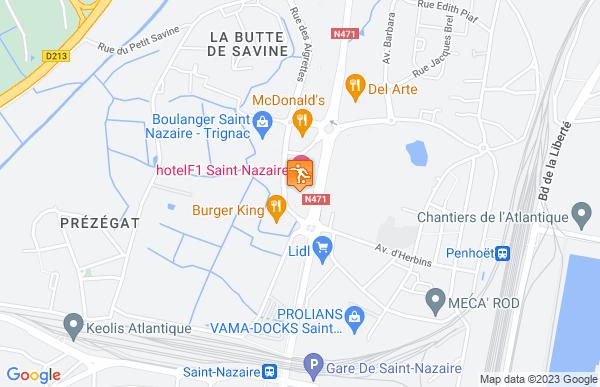 B&B Saint Nazaire La Baule à Trignac