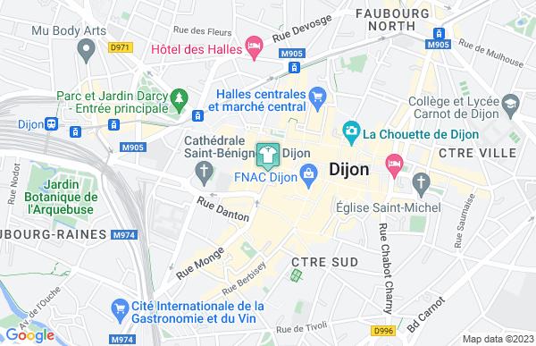 Un Jour Ailleurs à Dijon