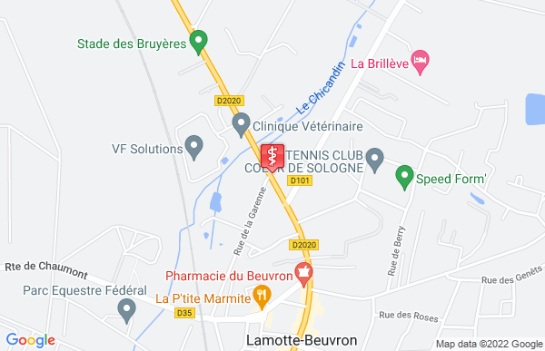 Laboratoire Bioalliance à Lamotte-Beuvron