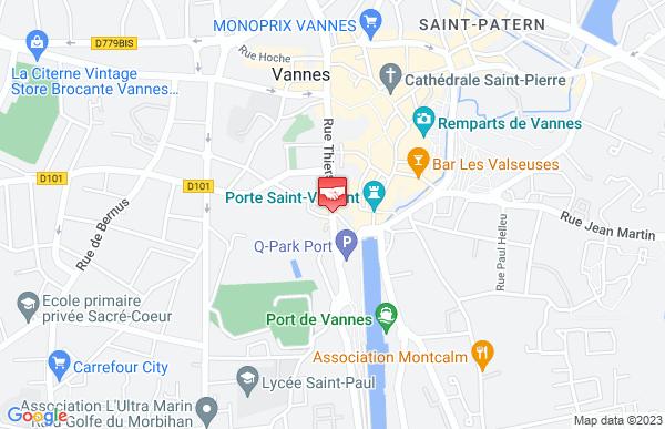 Crédit Maritime Vannes à Vannes