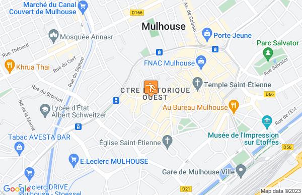 Bonhomme de Bois Mulhouse à Mulhouse