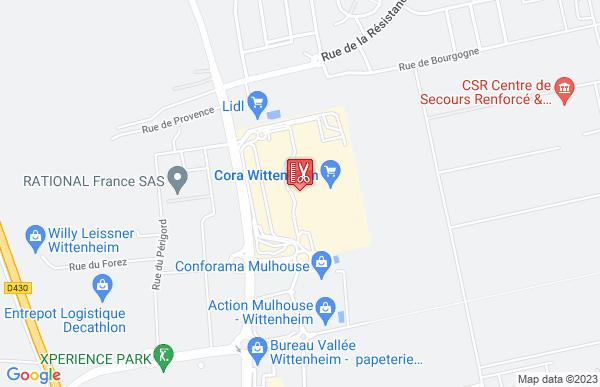 Sephora à Wittenheim