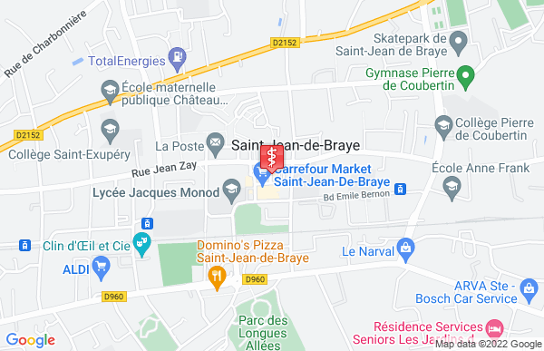 Laboratoire Bioalliance à Saint-Jean-de-Braye