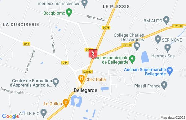 Laboratoire Bioalliance à Ouzouer-sous-Bellegarde