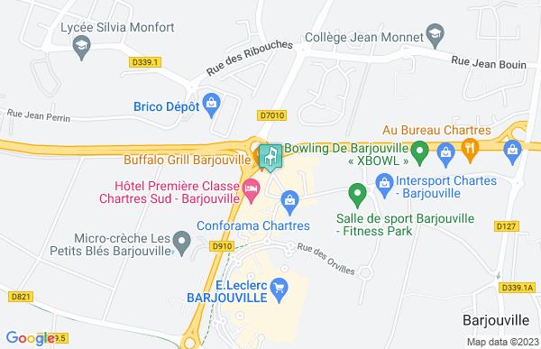 La Grange Nordik à Barjouville