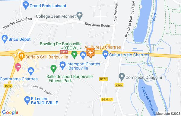 La Pataterie à Barjouville