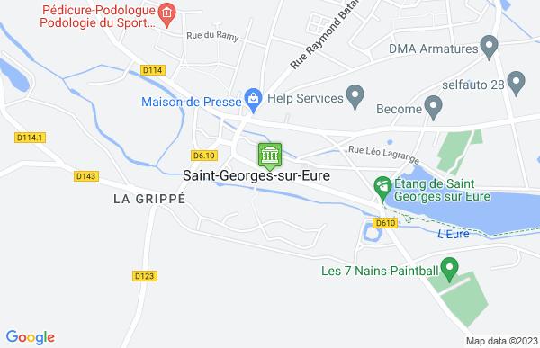 Mairie de Saint-Georges-sur-Eure à Saint-Georges-sur-Eure