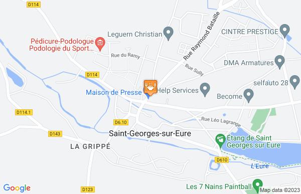 La Pizz' à Saint-Georges-sur-Eure