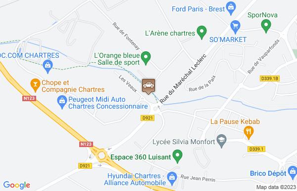 Point S à Fontenay-sur-Eure