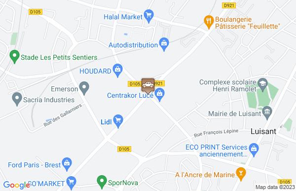 Sas Action Automobile Du Val D'oise à Luisant