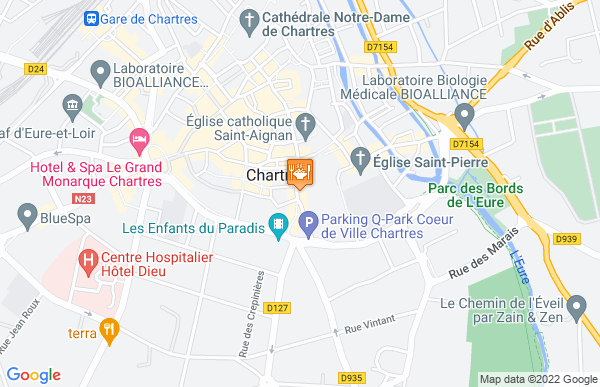 Crep'Way à Chartres