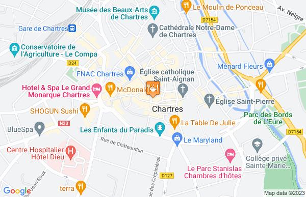 Le Phare Saint-Louis à Chartres