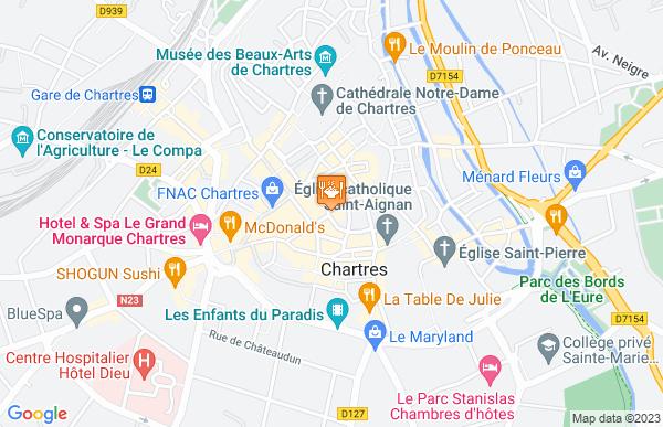 Chez les Voisins à Chartres
