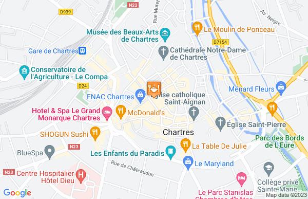 Crêperie du Cygne à Chartres
