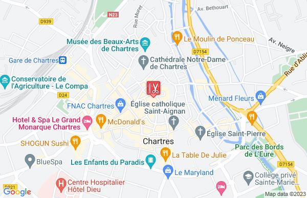 Salon Dessange à Chartres
