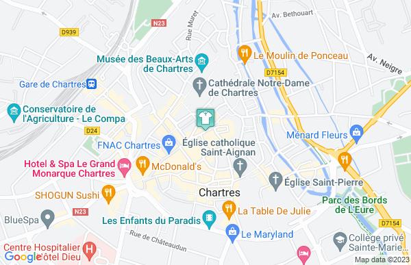 Serge Blanco à Chartres