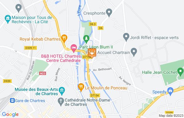 Chez Gaston à Chartres