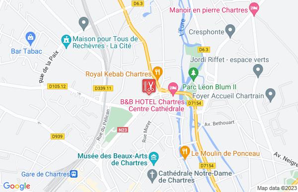 Tchip Coiffure à Chartres