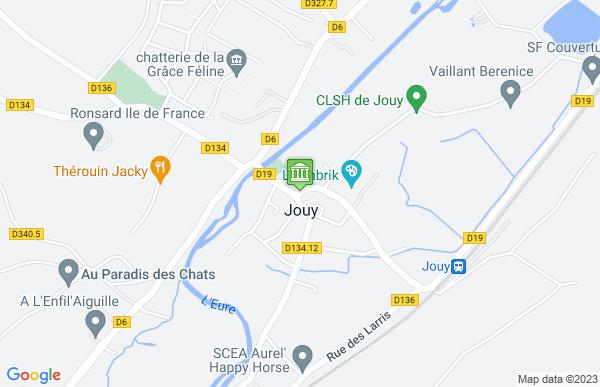 Mairie de Jouy à Jouy