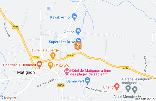La Malicorne à Matignon