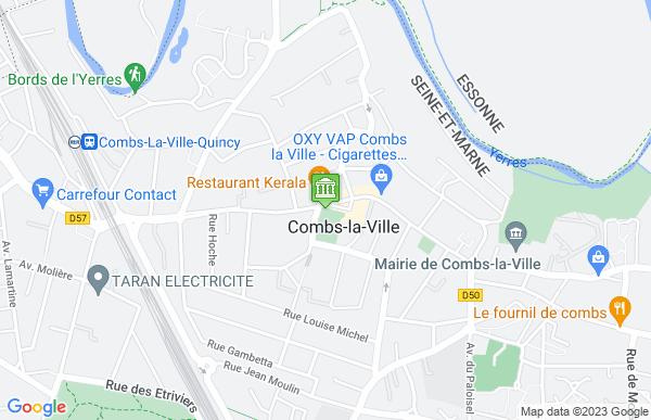 Mairie de Combs-la-Ville à Combs-la-Ville