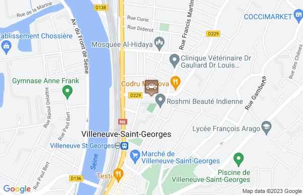 Auto École Carnot à Villeneuve-Saint-Georges