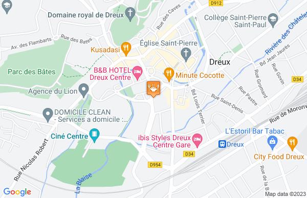 Le Market Pub à Dreux